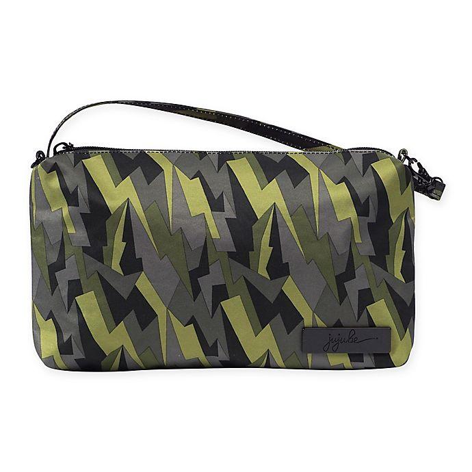 Alternate image 1 for Ju-Ju-Be® Onyx Be Quick Diaper Bag Organizer in Black Lightning
