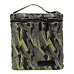 Ju-Ju-Be Onyx Fuel Cell Bottle Bag/Lunch Pail in Black Lightning
