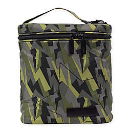 Ju-Ju-Be Onyx Fuel Cell Bottle Bag/Lunch Pail in Black Lightning