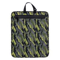 Ju-Ju-Be® Onyx Be Dry Diaper Bag in Black Lightning