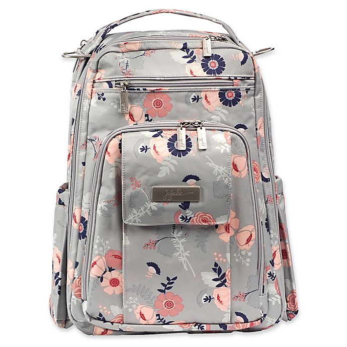 Alternate image 1 for Ju-Ju-Be® Be Right Back Backpack Diaper Bag in Wallflower