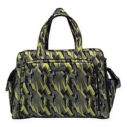 Ju-Ju-Be® Onyx Be Prepared Diaper Bag in Black Lightning