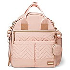 SKIP*HOP® Suite 6-Piece Diaper Backpack Set in Blush