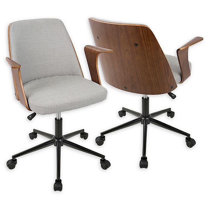 Lumisource Verdana Office Chair Bed Bath Beyond
