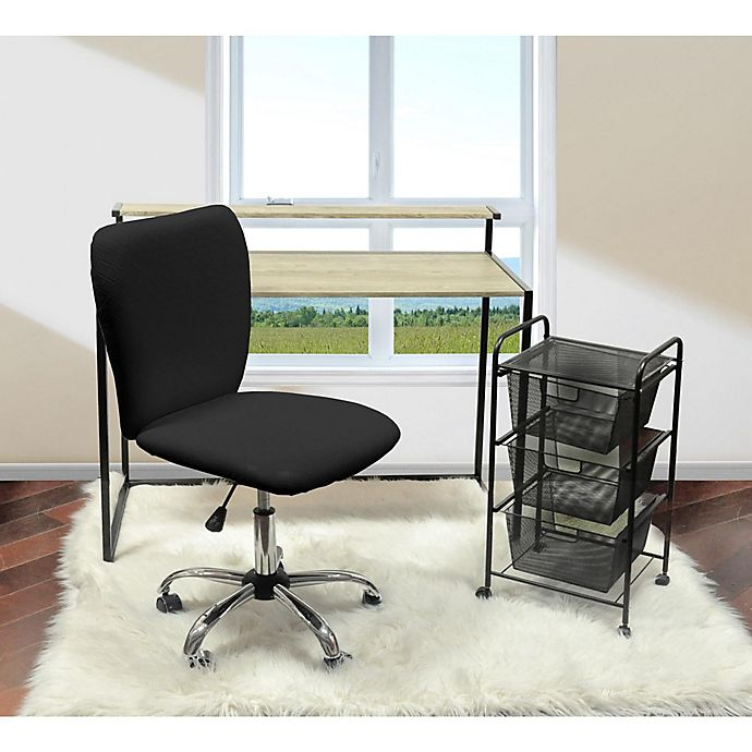 Alternate image 1 for Urban Shop Faux Leather Upholstered Chair