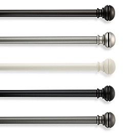 Cambria® Connections Curtain Rod Hardware