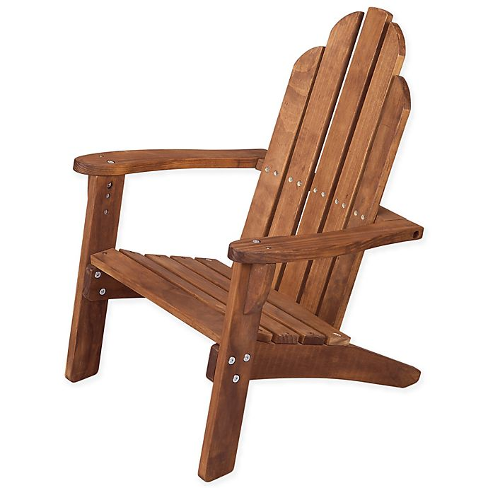 Alternate image 1 for Lakeville Shores Child's Adirondack Chair