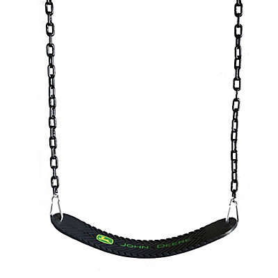 John Deere® TreadZ Belt Swing in Black