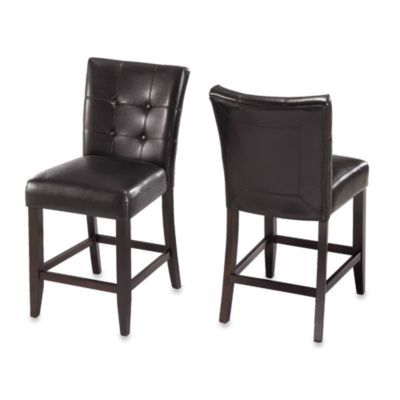 Belicca Counter Height Stools Set Of 2 Bed Bath Amp Beyond