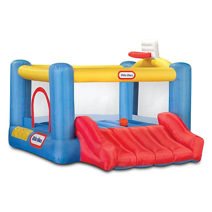 Alternate image 1 for Little Tikes® Jr. Sports 'n Slide Bouncer
