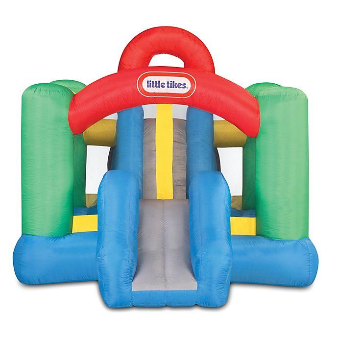 Alternate image 1 for Little Tikes® Jump 'n Double Slide™ Bouncer