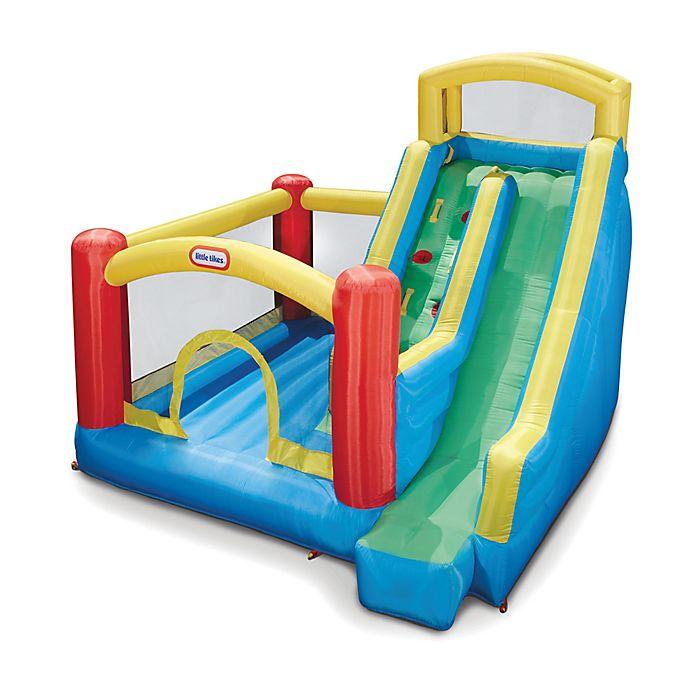 Alternate image 1 for Little Tikes® Giant Slide Bouncer