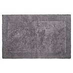 "Wamsutta® Ultra Fine Reversible 17"" x 24"" Bath Rug in Charcoal"