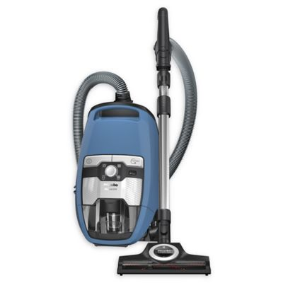 Miele Blizzard Cx1 Turbo Team Bagless Canister Vacuum by Bed Bath And Beyond