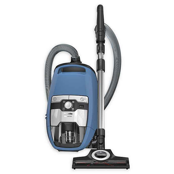 Alternate image 1 for Miele Blizzard CX1 Turbo Team Bagless Canister Vacuum
