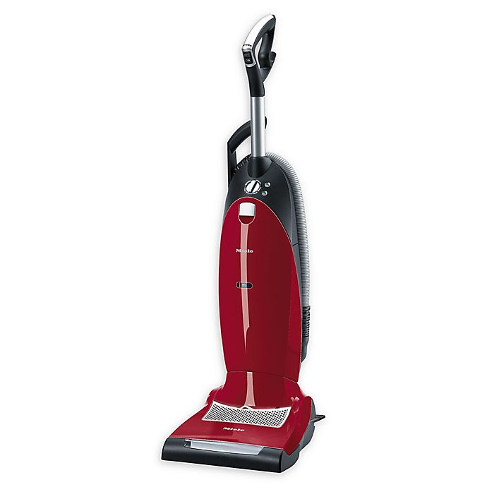 Alternate image 1 for Miele Dynamic U1 Fresh Air Upright Vacuum Cleaner in Red