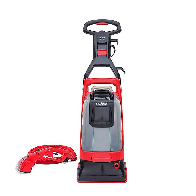 Rug Doctor Pro Deep Dial Selector Upright Carpet Cleaner With Wand Attachment
