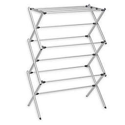 Woolite® Folding Drying Rack in Chrome