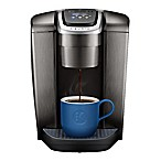 Keurig® K-Elite™ Single Serve K-Cup® Pod Coffee Maker in Brushed Slate