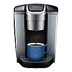 Keurig® K-Elite™ Single Serve K-Cup® Pod Hot & Iced Coffee Maker in Brushed Silver