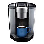 Keurig® K-Elite™ Single Serve K-Cup® Pod Hot & Iced Coffee Maker in Brushed Silver