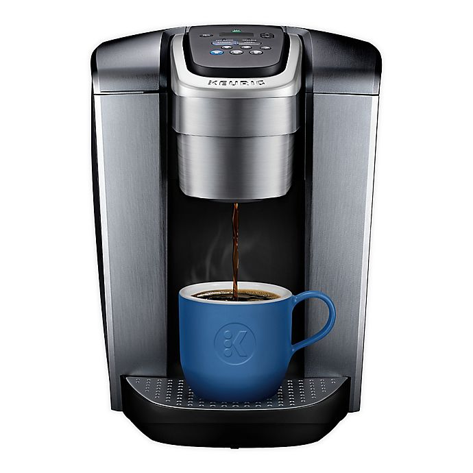 Alternate image 1 for Keurig® K-Elite™ Single Serve K-Cup® Pod Hot & Iced Coffee Maker