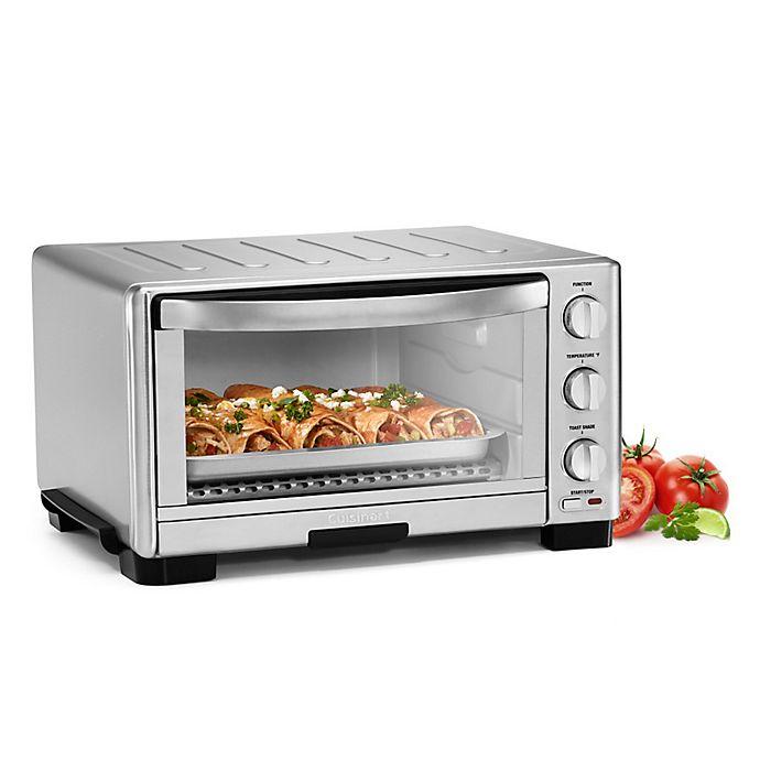 Cuisinart® Stainless Steel 6-Slice Toaster Oven Broiler