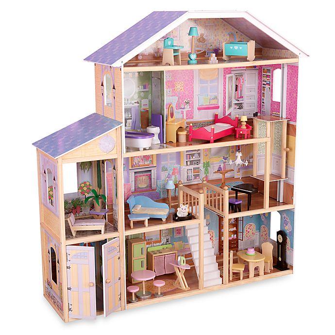 Alternate image 1 for KidKraft® Majestic Mansion Dollhouse