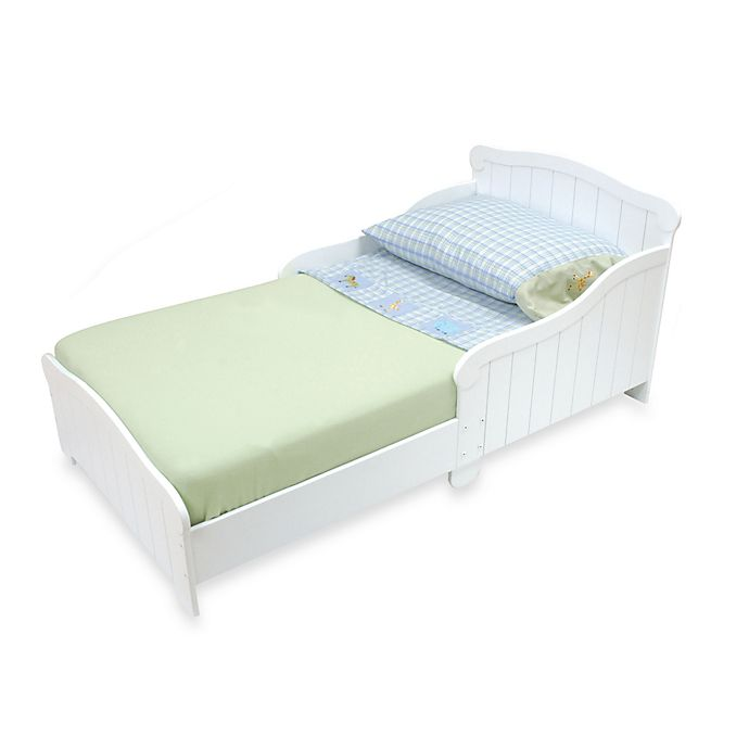 Alternate image 1 for KidKraft® Nantucket Toddler Bed