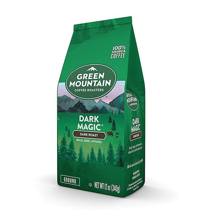 Alternate image 1 for Green Mountain Coffee® 12 oz. Dark Magic Ground Coffee