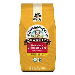 Newman's Own® Organics 10 oz. Newman's Breakfast Blend Ground Coffee
