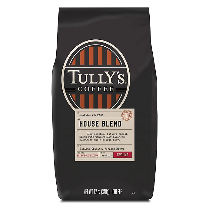 Alternate image 1 for Tully's® Coffee 12 oz. Ground Coffee Collection