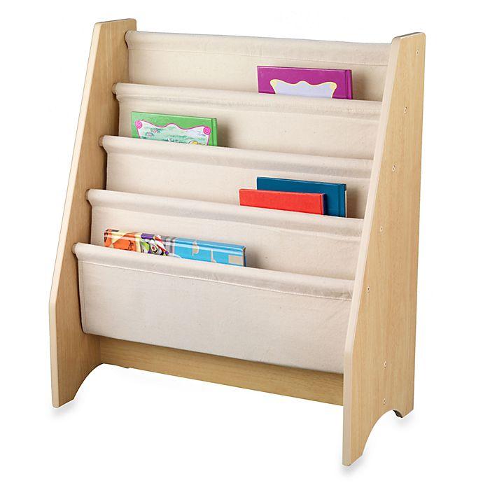 new arrival caf8e 59a3b KidKraft® Natural Sling Bookcase | Bed Bath & Beyond