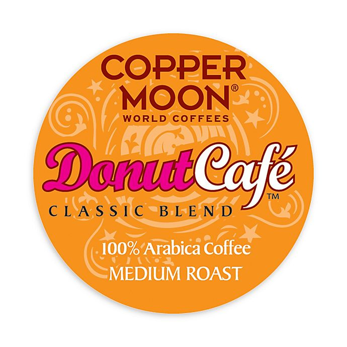 Alternate image 1 for 20-Count Copper Moon® Donut Cafe™ Coffee for Single Serve Coffee Makers