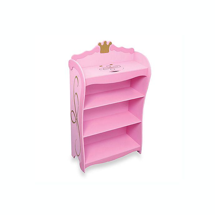Alternate image 1 for KidKraft® Princess Bookcase