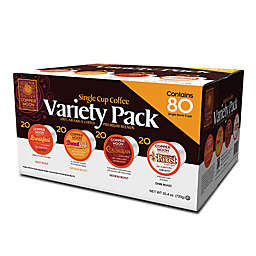 80-Count Copper Moon® Coffee Variety Pack for Single Serve Coffee Makers