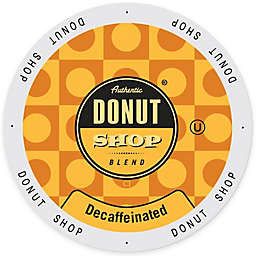 Authentic Donut Shop® Decafeinated Original Roast for Single Serve Coffee Makers