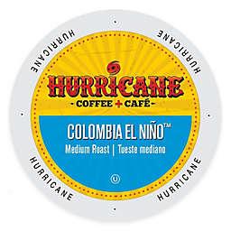 Hurricane Coffee & Tea Colombia El Nino Coffee for Single Serve Coffee Makers
