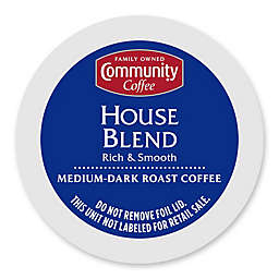 36-Count Community Coffee® House Blend for Single Serve Coffee Makers
