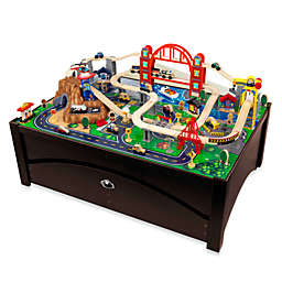 KidKraft® Metropolis Train Table and Set
