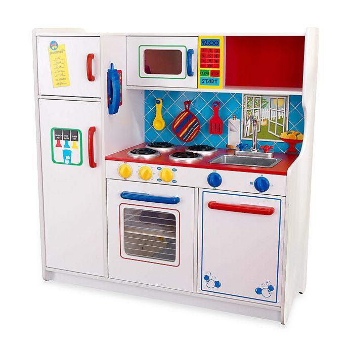 KidKraft® Deluxe Let\'s Cook Kitchen | buybuy BABY