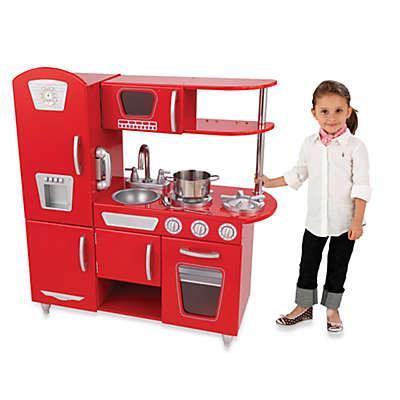 KidKraft® Vintage Kitchen in Red