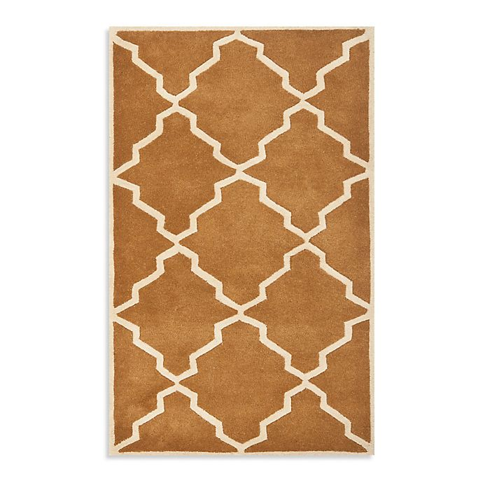Alternate image 1 for Safavieh Chatham Rug in Brown