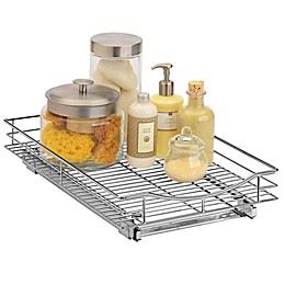 Lynk Professional Wide Roll-Out 11-Inch Under-Cabinet Sliding Shelf