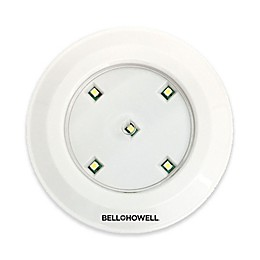 Bell + Howell LED Utility Wall Light in White