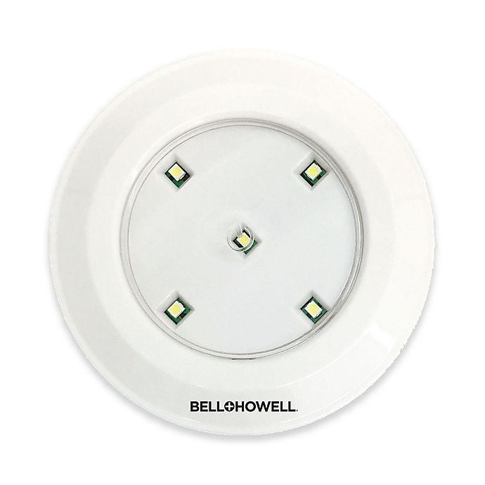 Alternate image 1 for Bell + Howell LED Utility Wall Light in White
