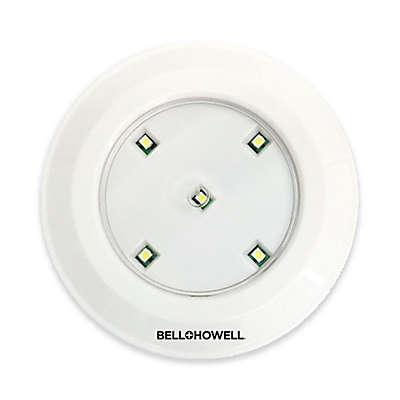 Bell + Howell LED Utility Wall Light in White