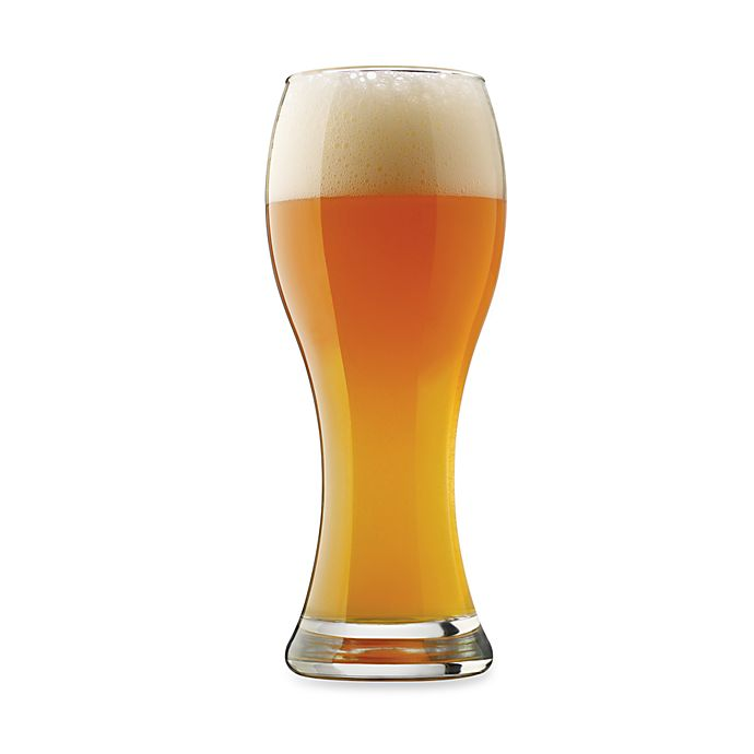 Alternate image 1 for Libbey® Craft Brew Wheat Beer Glasses (Set of 4)