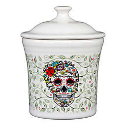 Fiesta® Halloween Sugar Skull Utility Jam Jar