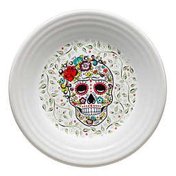 Fiesta® Halloween Sugar Skull Luncheon Plate